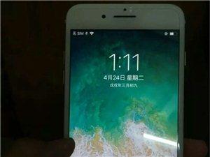 出售一部苹果7plus,32G