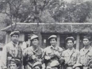 反击越南的兵、珍贵照片