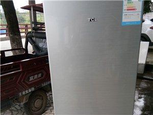 TCL210升冰箱,全好!