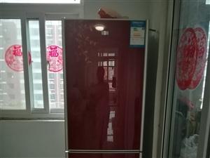 现有二手海尔冰箱一台开户注册送20元体验金,容积215升,价格面议,有意者可与我联系。