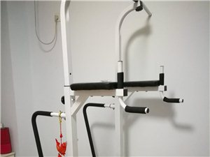 现有单双杠引体向上跑步机出售,9成新,价格面议,有意者可联系。