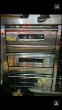 澳门新濠天地官网首页三层气烤箱一台,1200元,八成新,
