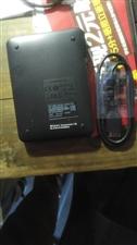 全新西数1T移动硬盘,USB3.0高速移动硬盘。