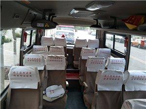 19座豪华客车长年对外出租