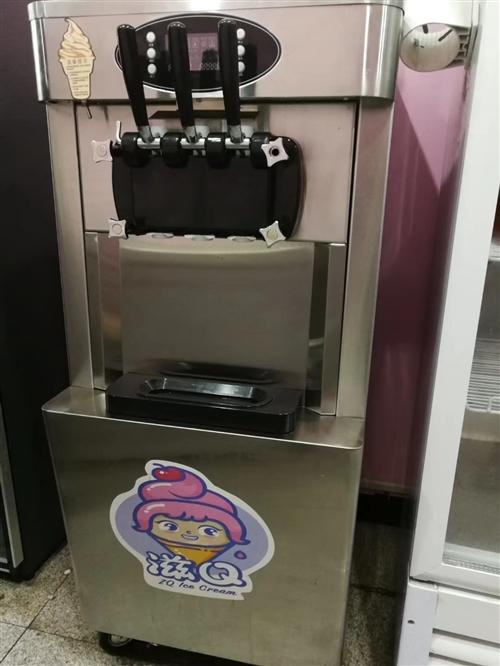 現有一臺冰淇淋機低價出售,有意者致電18892185400