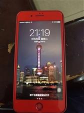 代售国行黑色苹果7plus 128G,无拆修 一个螺丝也没扭过无暗病,原系统10没升级过,美女用机保...