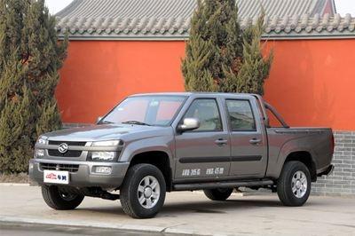 黄海大柴神,14年汽油车,2.2排量
