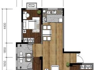 盐湖新城3室2厅2卫40万元