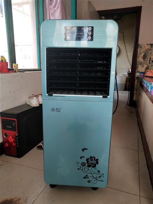 冷暖風機9.99成新,由于往樓上搬遷現急需出售