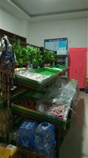 本人有四组新的水果柜出售! 联系电话;18794928429?15393655687
