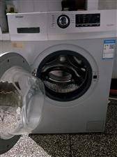 因不在三穗了,想把在三穗买的海尔滚筒洗衣机转卖了,可以上门看货,8成新,价钱面议,电话和微信同步!!...
