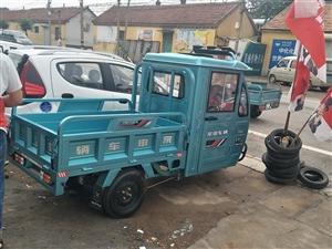 求购二手电动三轮车,要求车况良好,尺寸约1米宽的,长度1.5或1.6的均可。
