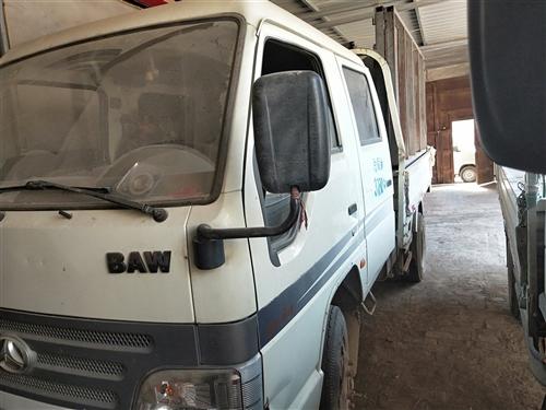 出售12年北京旗岭双排客货斗2.8米有要的联系13931349865