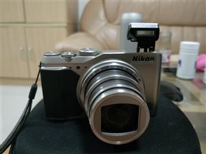 尼康S9900s数码相机,1600万像素,99新,无磕碰,无划痕,个人自用,喜欢的可以先看看机器新旧...