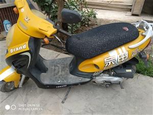 宗申110踏板摩托车低价转让 已售