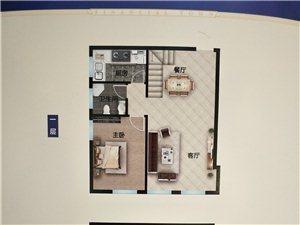 金融小镇4室2厅2卫61万元