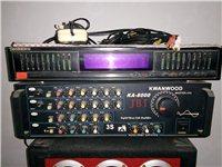 一对大音响,带音频率器与大功率功放,价1680元。地址高明区