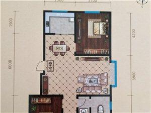 和天下3室2厅1卫59万元