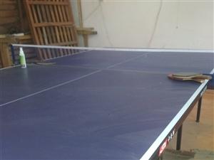 95成新卡曼斯乒乓球台。因搬家处理