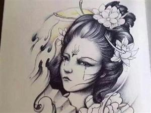 艺术,富平大哥亚纹身,爱的约起