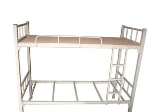 有一批学生用上下铺铁床,9成新,结实,耐用,特别重,质量好,原价350,现价200一张,比澳门银河娱乐场家具市...