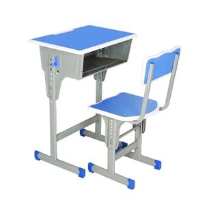 蓝色加固课桌椅便宜卖,有需要的联系我!价格可以商量!