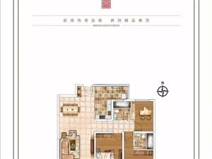 盛唐毓城3室2厅2卫90万元
