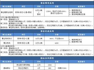 酒泉事业单位华图教育酒泉分校又来玉门开课啦!