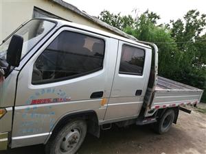 唐骏双排柴油车