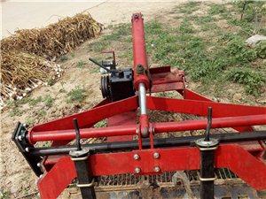 大蒜土豆地瓜收获机,自己买来用因车不行转让