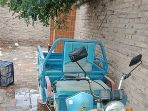 便宜转让9成新电动三轮车,刚买几个月,现在闲置,48v20a的电瓶,90*1米3的车厢。需要的联系...