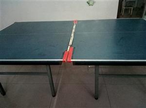 出售乒乓球案室内能折叠