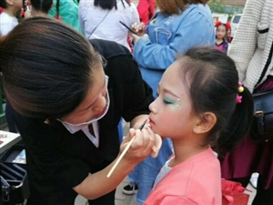 慧美国际美妆培训机构