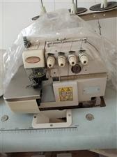 5线包缝机,用了俩月,基本全新,需要的联系电话13400197519