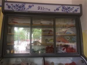 雪村牌子的2米长保鲜柜用了半年,有需要的可以联系我!价格折优!