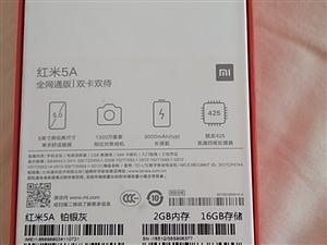 红米5a.320块,9成新购于两月前全网通2+16.