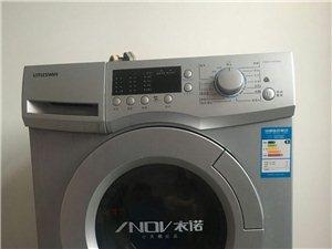小天鹅依诺全自动滚筒洗衣机,5.5公斤,因搬家现低价处理,