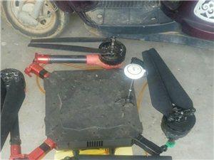 赔钱处理打药用的无人机一台,带着十块电池,八千瓦的发电机。有需要的可以联系电话18265793478...