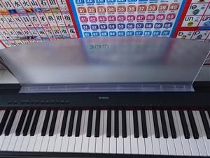 雅马哈数码钢琴,2016年孩子初练钢琴时买的全新的,现在孩子练的可以,想换钢琴。