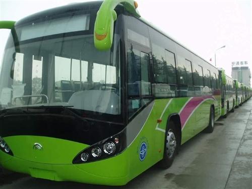 出售二手公交车