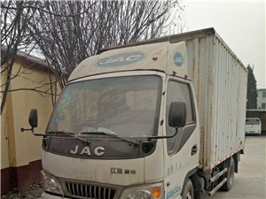 江淮康玲厢式货车两万公里