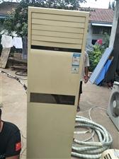 大3P空调奥克斯柜机低价处理了不用加氟没管子