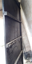 大木门单扇宽1.4米高2.9米
