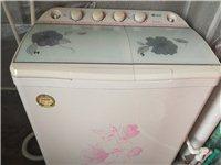 申花雙缸洗衣機,七成新,因搬家舍棄可惜,適合租房朋友,便宜出售,300元可議價格