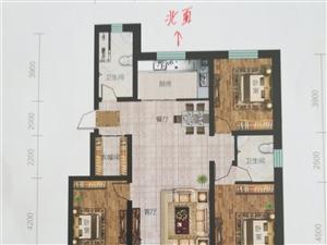 华瑞国际城3室2厅2卫70万元