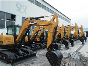 三一挖掘机栾川销售经理张国才13733709950