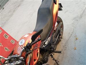 大运150摩托车,上班代步用,便宜出售,牌照齐全。