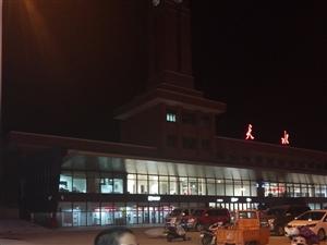 天水火车站焕然一新
