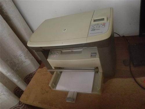 惠普m1005打印机700元 正常复印打印扫描     配件齐全    邹城自提183647690...
