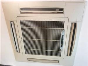 本店有两部中央空调低价出售,有意者联系联系!